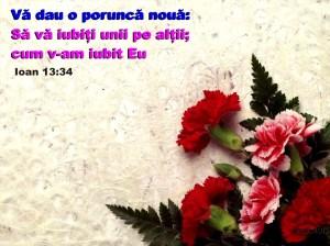 Ioan 13-34