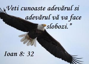 Ioan 8, 32