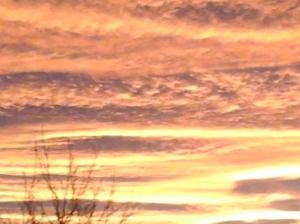 """""""1. Cerurile spun slava lui Dumnezeu, şi întinderea lor vesteşte lucrarea mâinilor Lui. 2. O zi istoriseşte alteia acest lucru, o noapte dă de ştire alteia despre el. 3. Şi aceasta fără vorbe, fără cuvinte al căror sunet să fie auzit: 4. dar răsunetul lor străbate tot pământul, şi glasul lor merge până la marginile lumii. În ceruri El a întins un cort soarelui. 5. Şi soarele, ca un mire care iese din odaia lui de nuntă, se aruncă în drumul lui cu bucuria unui viteaz: 6. răsare la un capăt al cerurilor şi îşi isprăveşte drumul la celălalt capăt; nimic nu se ascunde de căldura lui. 7. Legea Domnului este desăvârşită şi înviorează sufletul; mărturia Domnului este adevărată şi dă înţelepciune celui neştiutor. """" (Psalmi 19:1-7)"""